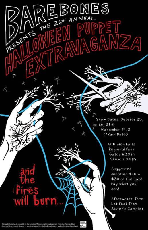 BareBones Halloween Extravaganza 2019