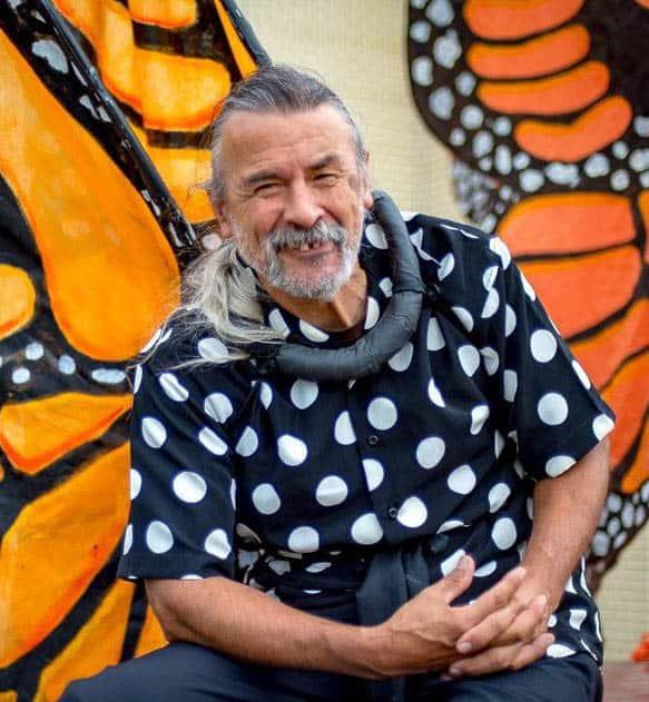 Gustavo Boada Rivas · photo courtesy of the artist