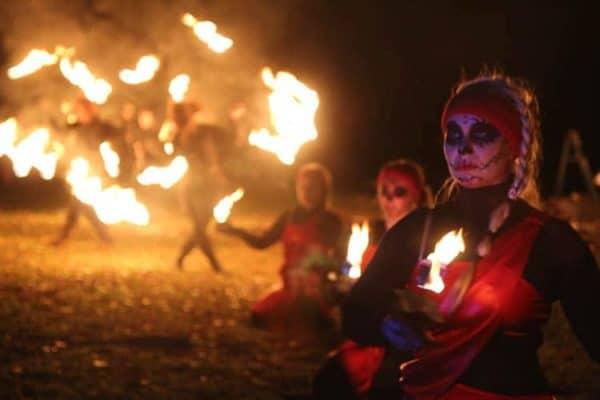Barebones Halloween Show 2013