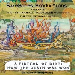 BareBones Halloween 2011 DVD