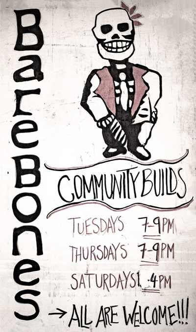 BareBones Community Builds poster