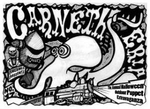 BareBones presents Carnetheria