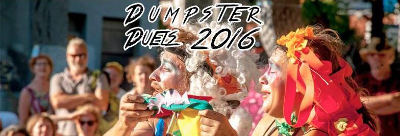 dumpster duels 2016