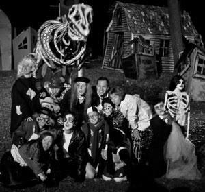 BareBones Halloween 2005 cast